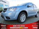 2013 Winter Chill Pearl Dodge Journey SXT #71633809