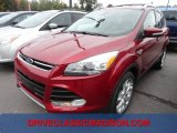 2013 Ruby Red Metallic Ford Escape Titanium 2.0L EcoBoost 4WD #71634101