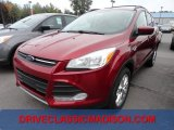 2013 Ruby Red Metallic Ford Escape SE 2.0L EcoBoost 4WD #71634093