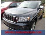 2013 Maximum Steel Metallic Jeep Grand Cherokee Overland 4x4 #71634083