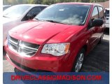 2013 Redline 2 Coat Pearl Dodge Grand Caravan SE #71634078