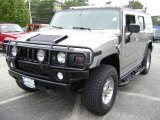 2003 Pewter Metallic Hummer H2 SUV #71633507