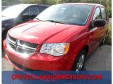 2013 Redline 2 Coat Pearl Dodge Grand Caravan SE #71634072