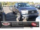 2010 Slate Gray Metallic Toyota Tundra TRD Double Cab 4x4 #71633501