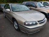 2001 Sandrift Metallic Chevrolet Impala LS #71687962