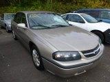 2001 Sandrift Metallic Chevrolet Impala  #71687958