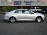 2013 Silver Ice Metallic Chevrolet Malibu LS #71687951
