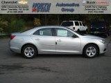 2013 Silver Ice Metallic Chevrolet Malibu LS #71687948