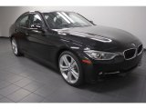2013 Black Sapphire Metallic BMW 3 Series 335i Sedan #71688239