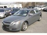 2008 Dark Gray Metallic Chevrolet Malibu LT Sedan #7139697