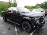 2013 Ford F150 FX4 SuperCrew 4x4 Data, Info and Specs