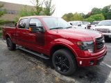 2013 Ruby Red Metallic Ford F150 FX4 SuperCrew 4x4 #71687901