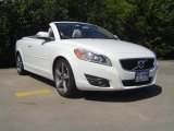 2011 Ice White Volvo C70 T5 #71688476