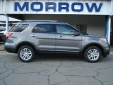 2013 Sterling Gray Metallic Ford Explorer XLT 4WD #71687888