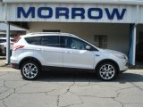 2013 Ingot Silver Metallic Ford Escape Titanium 2.0L EcoBoost 4WD #71687886