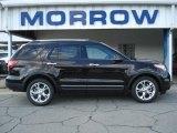 2013 Kodiak Brown Metallic Ford Explorer Limited 4WD #71687885