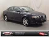 2008 Deep Sea Blue Pearl Effect Audi A4 2.0T Sedan #71688135