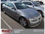 2009 Space Grey Metallic BMW 3 Series 335i Convertible #71688114