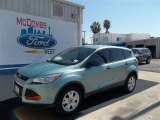 2013 Frosted Glass Metallic Ford Escape S #71687822