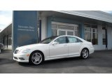 2013 Diamond White Metallic Mercedes-Benz S 550 Sedan #71688407