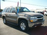2004 Sandalwood Metallic Chevrolet Tahoe LT 4x4 #71687806