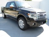 2013 Kodiak Brown Metallic Ford F150 Platinum SuperCrew 4x4 #71688053
