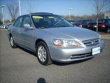 2002 Satin Silver Metallic Honda Accord SE Sedan #7149881