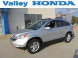 2011 Alabaster Silver Metallic Honda CR-V EX-L 4WD #71687771