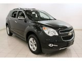 2011 Black Granite Metallic Chevrolet Equinox LTZ #71688321