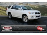 2013 Blizzard White Pearl Toyota 4Runner Limited 4x4 #71687737