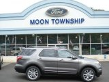 2013 Sterling Gray Metallic Ford Explorer Limited 4WD #71687984