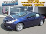2013 Indigo Night Blue Hyundai Sonata GLS #71687714