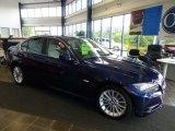2011 Deep Sea Blue Metallic BMW 3 Series 335d Sedan #71687966