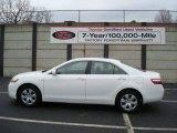 2008 Super White Toyota Camry LE #7139534