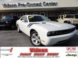 2011 Bright White Dodge Challenger R/T Plus #71745535