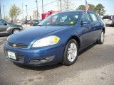 2006 Laser Blue Metallic Chevrolet Impala LT #7131202
