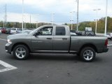 2012 Mineral Gray Metallic Dodge Ram 1500 Express Quad Cab 4x4 #71744718