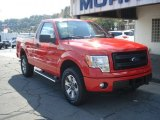 2013 Ford F150 STX Regular Cab 4x4 Data, Info and Specs