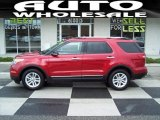 2011 Red Candy Metallic Ford Explorer XLT #71745117
