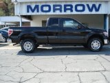 2013 Kodiak Brown Metallic Ford F150 Lariat SuperCab 4x4 #71744707