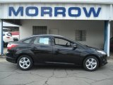 2013 Tuxedo Black Ford Focus SE Sedan #71744666