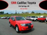 2009 Torch Red Ford Escape XLT V6 #71745067