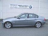 2011 Space Gray Metallic BMW 3 Series 335i Sedan #71745056