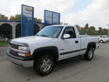 2000 Summit White Chevrolet Silverado 1500 LS Regular Cab 4x4 #71744590