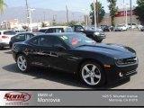 2010 Black Chevrolet Camaro LT/RS Coupe #71745000