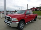 2012 Flame Red Dodge Ram 3500 HD ST Crew Cab 4x4 #71744954