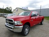 2012 Flame Red Dodge Ram 3500 HD ST Crew Cab 4x4 #71744934