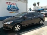 2013 Tuxedo Black Ford Focus S Sedan #71744511