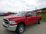 2012 Flame Red Dodge Ram 3500 HD ST Crew Cab 4x4 #71744933