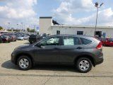 2012 Polished Metal Metallic Honda CR-V LX 4WD #71745296